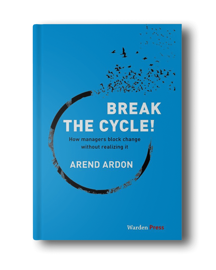 Boek Break the Cycle by Arend Ardon