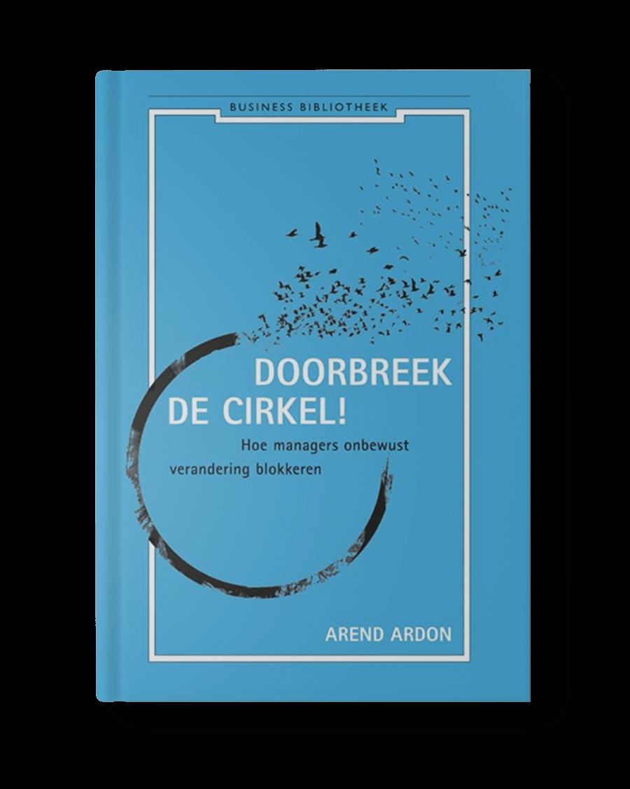 Boek Doorbreek de cirkel door Arend Ardon
