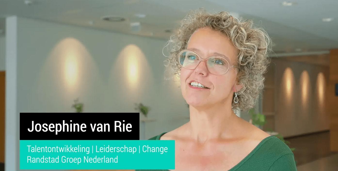 Josephine van Rie (Randstad) over Veranderen & Vernieuwen