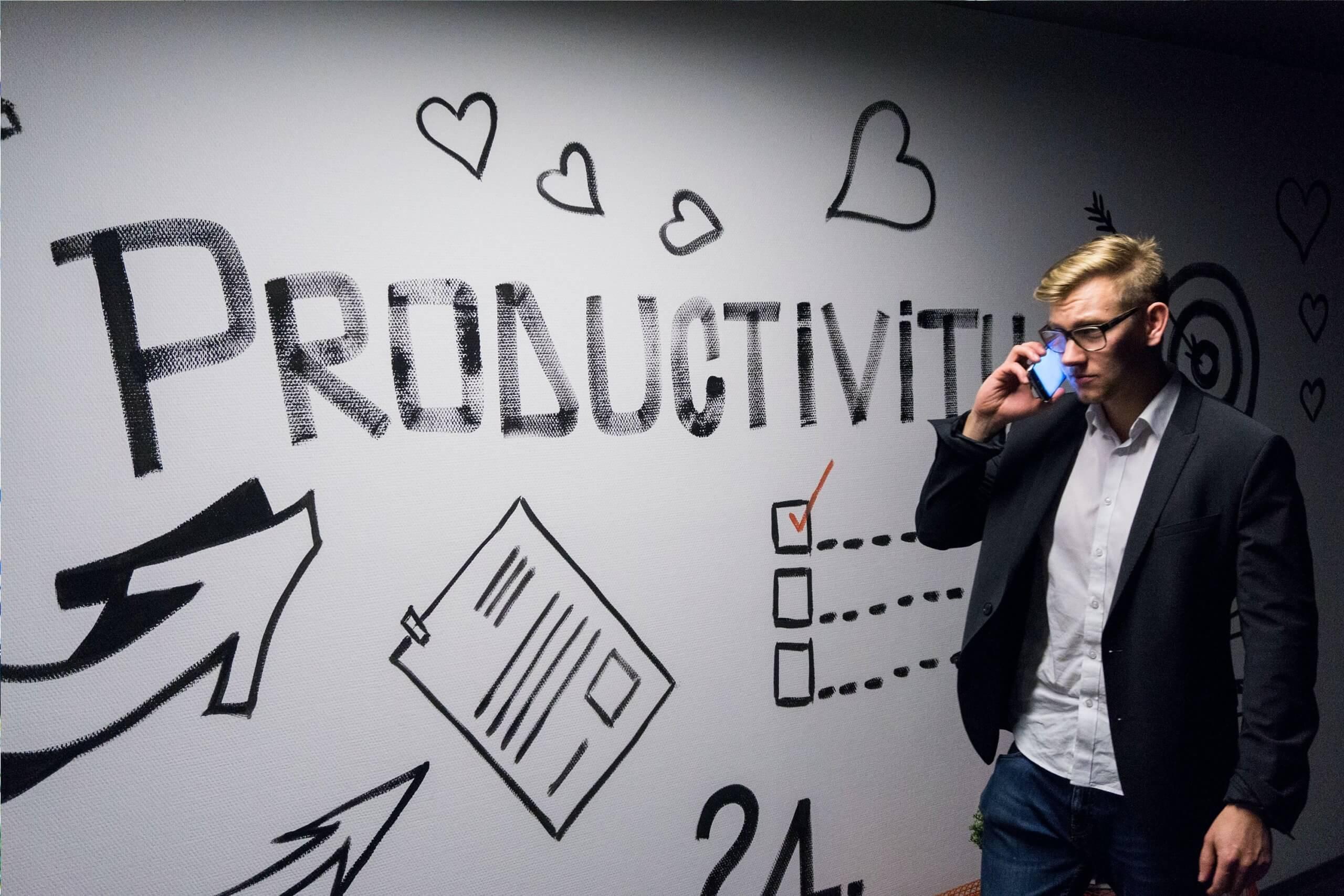 De juiste aanpak voor meer productiviteit én werkgeluk